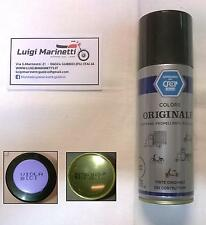 Bomboletta vernice spray aerosol spray paint PIAGGIO VESPA APE - VIOLA BICI 25T