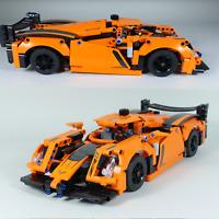 Custom Technic Lemans Racer 42056 42083 42096 Building Blocks Bricks MOC