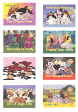 296707dddff TY Beanie Babies BBOC Cards - Series 1 PUZZLE CARDS (Complete set of 8)