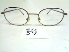 New NEW GLOBE by A&A Mat  Gunmetal Eyeglasses  M900 Stainless Steel (ESS-34)