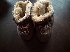braune Baby Schuhe, Schühchen