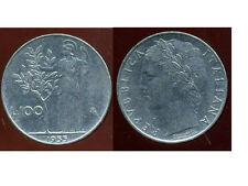 ITALIE  ITALY  100 lires 1955  ( bis )