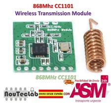 CC1101 868MHz Wireless Module Long Distance Transmission with Antenna