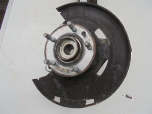 VAUXHALL ASTRA J 2010-2015 1.3 DIESEL N/S FRONT HUB WITH ABSFRONT PASSENGER SIDE