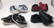 Kids Nike Air Jordan Air Max Tennis Lot Of 4 Size 4C 5C 6C Toddler Four Pairs