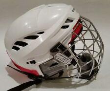 Cascade Seven CHX Hockey Helmet Combo