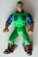 Action Figure - Mario Bros. Movie - Luigi - ERTL1993 - Minor Wear