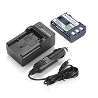 NB-2LH NB2L Battery + Charger For Canon Rebel XT XTi EOS 350D PowerShot S30 G9