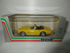 BOX MODEL 1/43 FERRARI 275 GTB/4 SPYDER 1966 COD. 8418