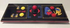 Pac-Man Bar Top Arcade Control Panel 60 in 1 Classic Games Joystick w/ Buttons