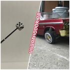 Redcat Sixty four Impala Jevries Rc Lowrider Pair Antenna White Dice