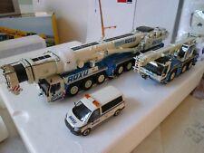 WSI Konvolut 1:50  ROXU Liebherr LTM1500, LTM1050, VW Transporter