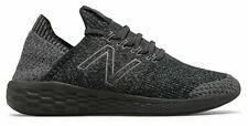 New Balance Men's Fresh Foam Cruz Sockfit Shoes Grey With Black