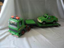 Playmobil Schwertransporter mit Auto 4084