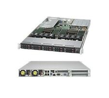 SUPERMICRO Superserver SYS-1028U-TRT+ with X10DRU-i+ Motherboard
