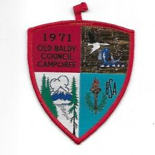 1971 Old Baldy Council Camporee