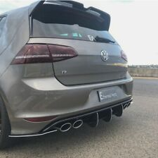 GOLF R MK7 Rear diffuser and side splitters
