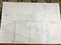 1916 Antique Map of Surrey Hampton Park Common Seale FARNHAM