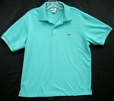Men's Vintage Izod Lacoste Cotton Polo Shirt Small S