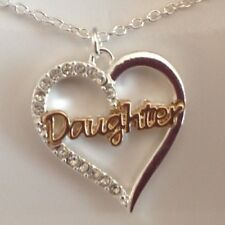 Daughter 'Always in my heart' - Jaymi Necklace by Avon NEW in Gift Box