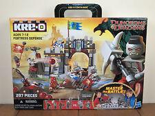 Kre-O Dungeons & Dragons Fortress Defense Kreo Set A6739 **NEW**