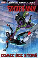 MILES MORALES SPIDER-MAN #11 (2019) 1ST PRINTING HAWTHORNE MAIN COVER MARVEL