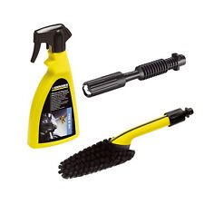 Karcher Motorcycle Cleaning Set.   #2.640-786.0