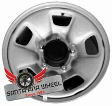 "15"" CHROME 2000 2001 2002 2003 SUZUKI VITARA OEM Factory Steel Wheel Rim 72665"