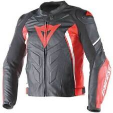 Blousons rouge Dainese pour motocyclette Homme