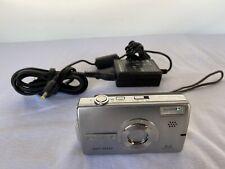 Olympus SP Series SP-700 6.0 MP Digital Camera - Silver *GOOD* LOOKS GREAT