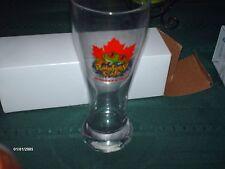 NIAGARA FALLS CANADA-RAINFOREST CAFE LOGO BEER GLASS- $@VE!! BNIB