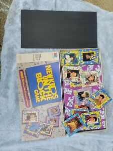 RARE Vintage 1990New Kids On The Block Board Game COMPLETE 20 Photos NKOTB