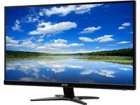"""Acer G6 Series G276HL Kbmidx 27"""" Full HD 1920 x 1080 60Hz DVI HDMI VGA Built-in"""