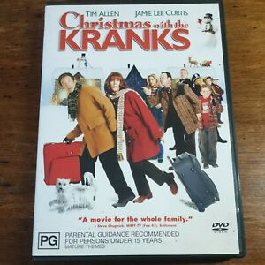 Christmas with the Kranks DVD R4 LIKE NEW FREE POST