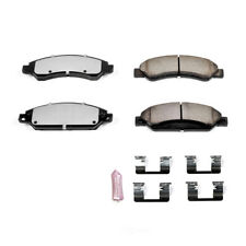 Disc Brake Pad Set Front Power Stop Z36-1092