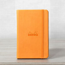 Rhodia A6 Plain Blank Sketch Art Journal 192 Page Ivory Colour Paper Note Book