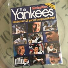 1998 The Sporting News The Yankees Special Collector's Edition 25 Years Jeter