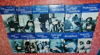 STOCK LOTTO VHS N 12 VIDEOCASSETTE  -L'UNITA'  -IMBALLATE -THE ELEPHANT MAN ETC