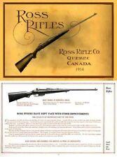 Ross 1914 Rifle Company Gun Catalog