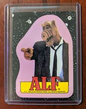 1988 Topps Alien Production - ALF Biz suite sticker / trading card #27 @('_')@