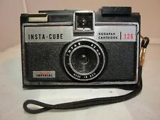 VINTAGE IMPERIAL INSTA-CUBE 126 FILM CAMERA - KODAPAK - NOT TESTED - H67