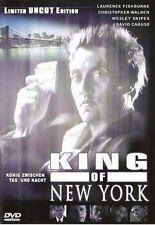 King Of New York - Christopher Walken, Steve Buscemi, Wesley Snipes, Victor Argo