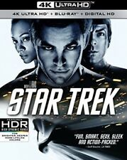 Star Trek Xi [New 4K UHD Blu-ray] 3 Pack, Ac-3/Dolby Digital, Dolby, Dubbed, S
