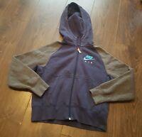 Boy Nike Air Hoody hooded jacket top 10-12yrs