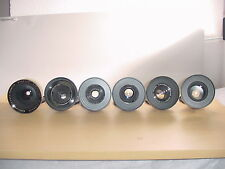 Classic Film Video PL Lens Sets 4 RED: Schneider, Cooke, S.Baltar, MAKE OFFERS