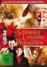Die schönsten Liebesfilme zu Weihnachten (2013) - 6 FILME AUF 2 DVD - NEU & OVP