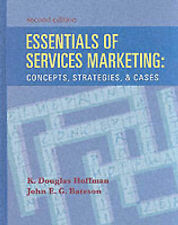 USED (GD) Essentials of Services Marketing: Concepts, Strategies and Cases
