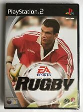 PS2 Rugby (2002), UK Pal, Brand New & Factory Sealed