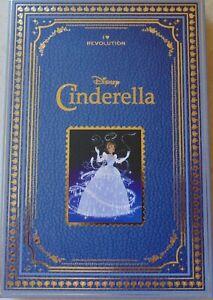 I Heart Revolution Disney Cinderella Face Palette New & Sealed
