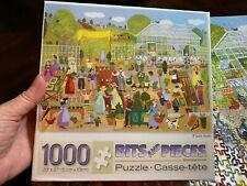 Bits and Pieces 1000 Piece Puzzle - Plant Sale